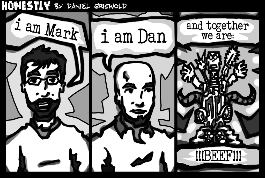 Honestly - Mark, Dan, Beef