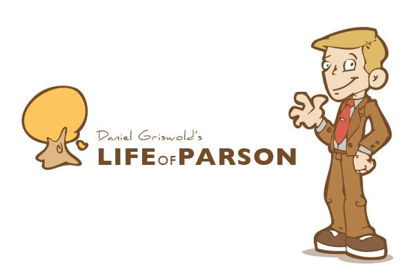 Life of Parson Title