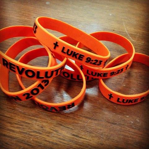 Revolution Bracelets