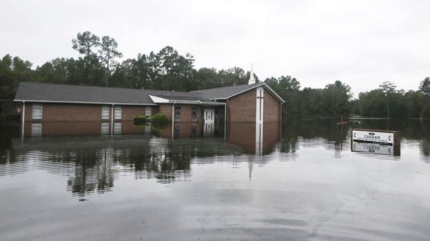 canann umc flood