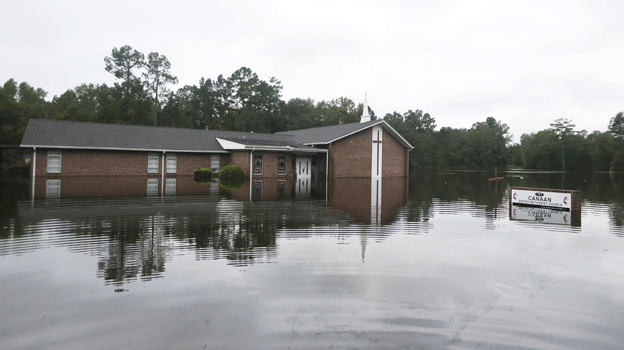 canann umc flood